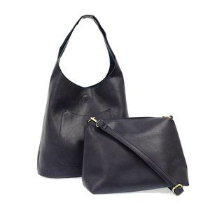 Joy Susan Molly Slouchy 2-in-1 Hobo Handbag